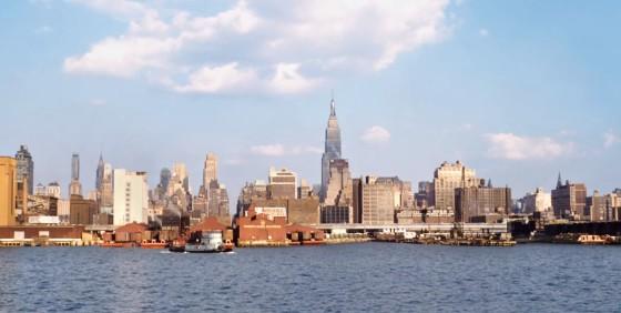 Brooklyn je v 50. letech opravdu úžasné místo.