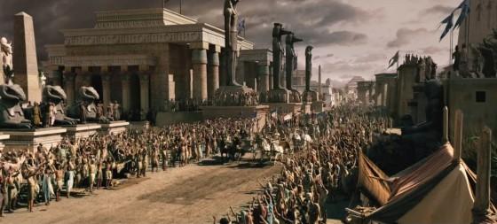 Režisér Ridley Scott natočil tento biblický příběh opravdu epicky.