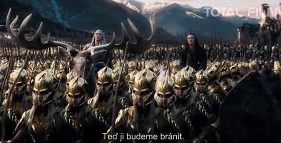 Střetnutí už je blízko a kde je Bilbo Pytlík?