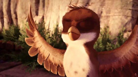Vrabec Richard chce dolět až do Afriky.