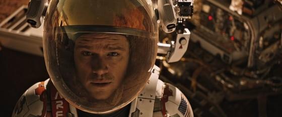 Marťan je nový sci-fi velkofilm od režiséra Rdiley Scotta.