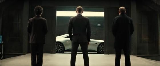 Nová Bondovka od režiséra Sama Mendese je tady!