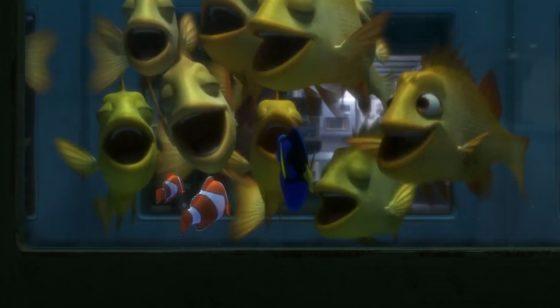 Ryb je tady víc než dost!