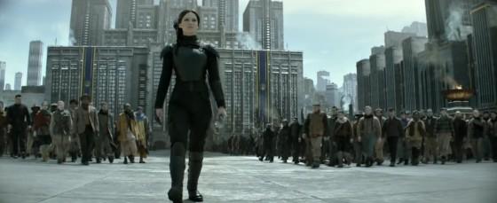 Katniss a její přátelé čekají poslední hladové hry.