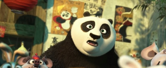 Kung Fu Panda 3 (2016) online ke shlédnutí.