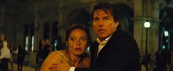 Na Hunta i agentku Ilsa Faust čekají mnohá překvapení.