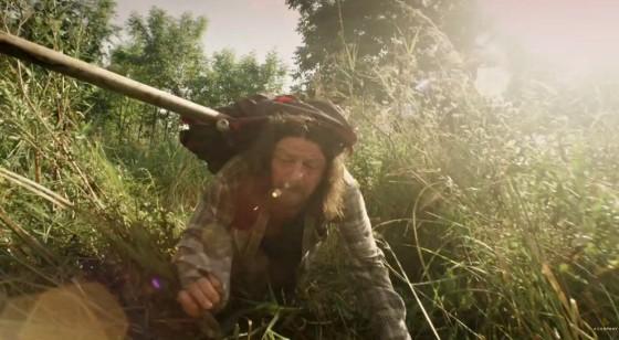 Leoš Noha v hlavní roli vandráckého zlodějíčka.