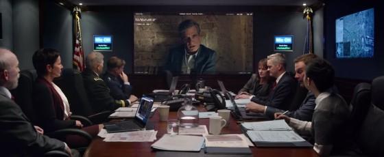 Snímek volně navazuje na Pád Bílého domu.