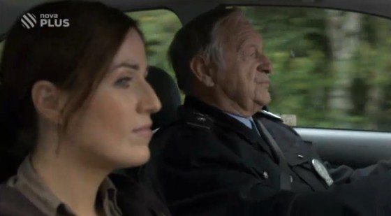 Nový seriál Policie Modrava od televize Nova.