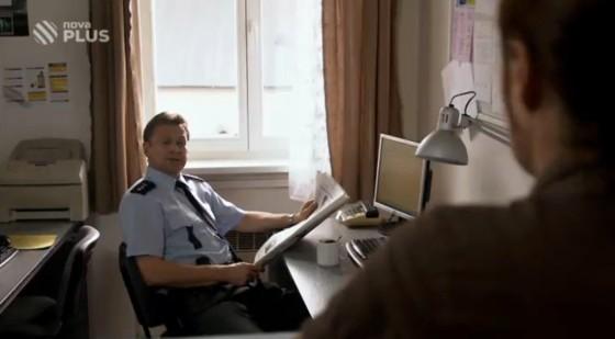 Jak přijme chlapský team šumavských policistů svou novou šéfovou.