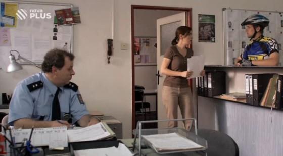 Na policejním oddělení v Modravě slouží jenom pár kriminalistů.