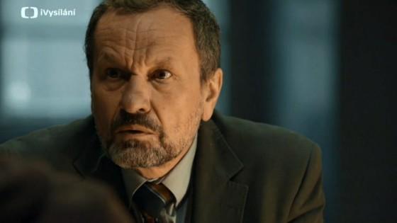 Miroslav Krobot jako Viktor Vitouš.