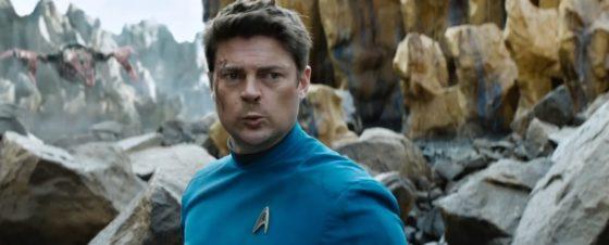 Přehrát online Star Trek: Do neznáma (2016) zdarma!