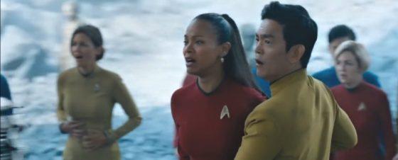Nový Star Trek od producenta J. J. Abramse.