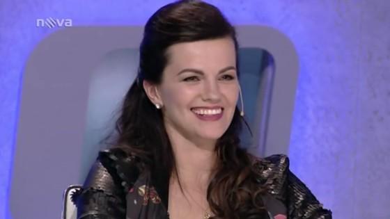 Marta Jandová a její úsměv na tváři.