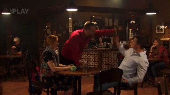 Romeo se s Filipem klidně popere.
