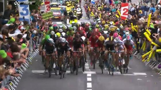 Čekají nás strhující cyklistické momenty.