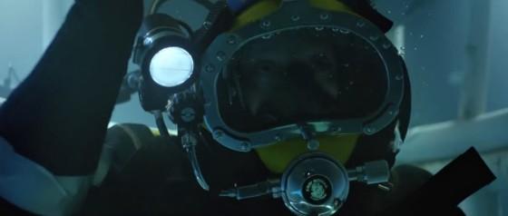 Petter a Knut jsou dva elitní norští potápěči.